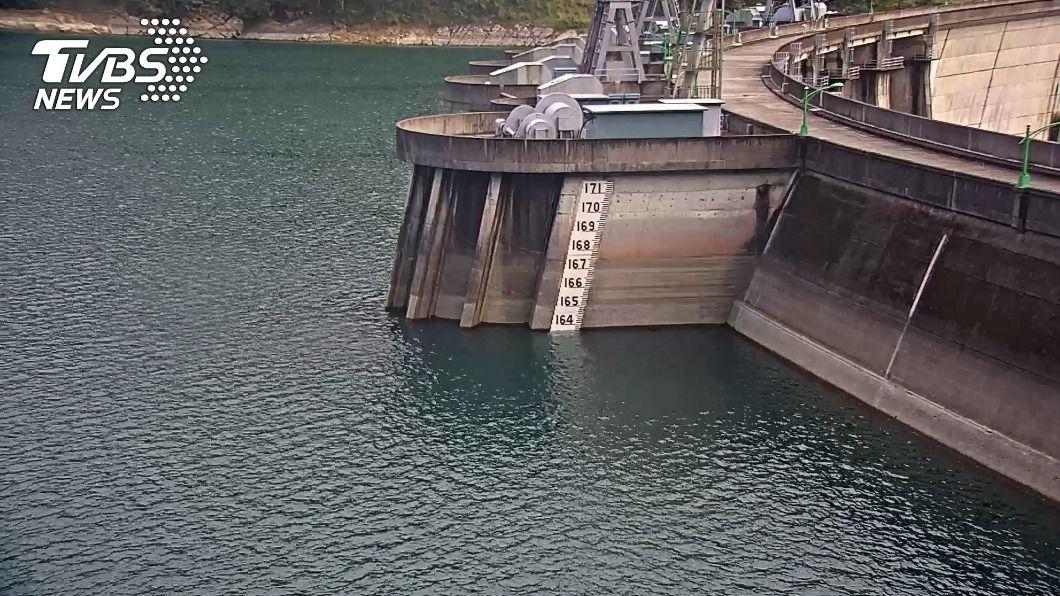 台灣今年面臨缺水危機。(圖/中央社) 用水大戶開徵耗水費? 王美花:先了解各產業狀況