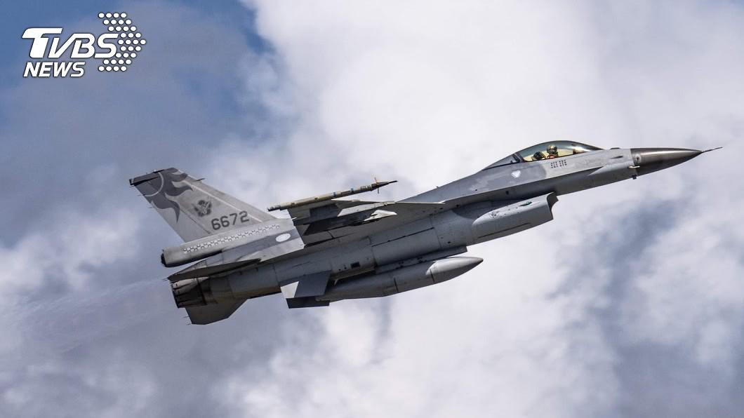 (圖/TVBS) 中共網軍造謠F-16飛官投誠 蘇貞昌:荒謬不人道