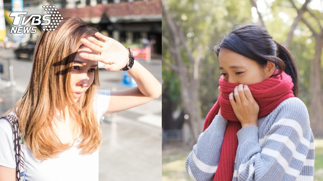未來一週天氣變化多,提醒民眾注意穿衣。(示意圖/shutterstock達志影像) 秋老虎熱3天高溫飆34度 「此日變天」下週更冷