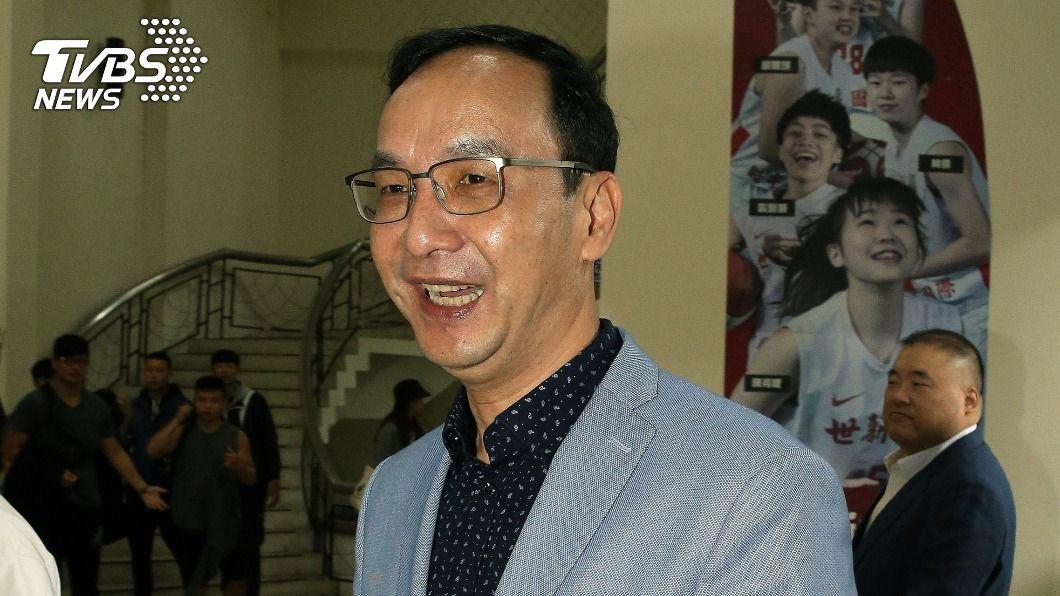 (圖/中央社) RCEP排除台灣 朱立倫:這樣變化政府要說清楚