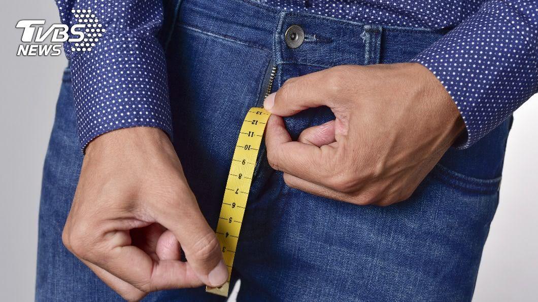 (示意圖/Shutterstock達志影像) 別嫌短!英調查「7cm男」年收破200萬 1職業最長