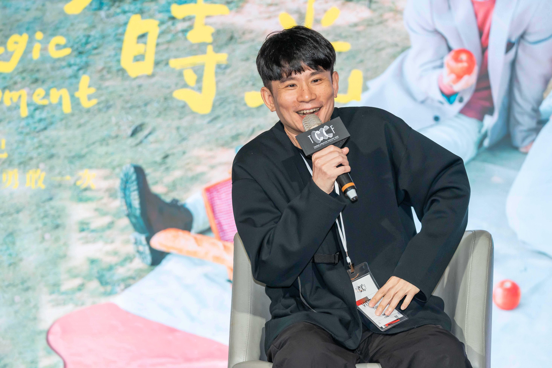 《粉紅色時光》金鐘編劇杜政哲 2020台北電視節 揭《粉紅色時光》口碑內幕