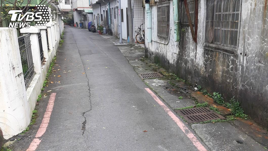 羅東一名少女上學途中遭陌生男子企圖攔下。(圖/中央社) 宜蘭女國生上學途中遭騷擾 警方火速逮捕嫌犯