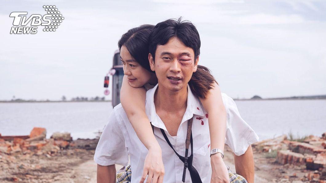 (圖/中央社) 金馬57/陳玉勳《消失的情人節》 獲最佳原著劇本獎