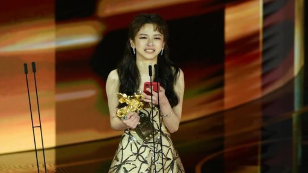 打敗陳昊森! 20歲陳妍霏勇奪最佳新演員