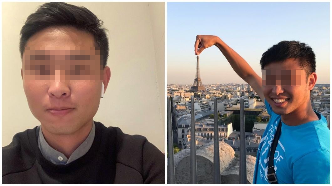 臉書突留398字道別 師大男碩士生疑做傻事親友急尋人