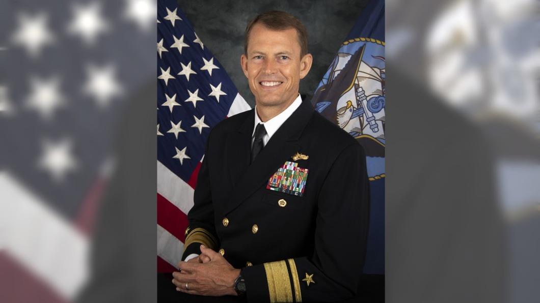 (圖/翻攝自美國海軍網頁) 哪位美軍人士訪台? 路透:印太司令部J2指揮官