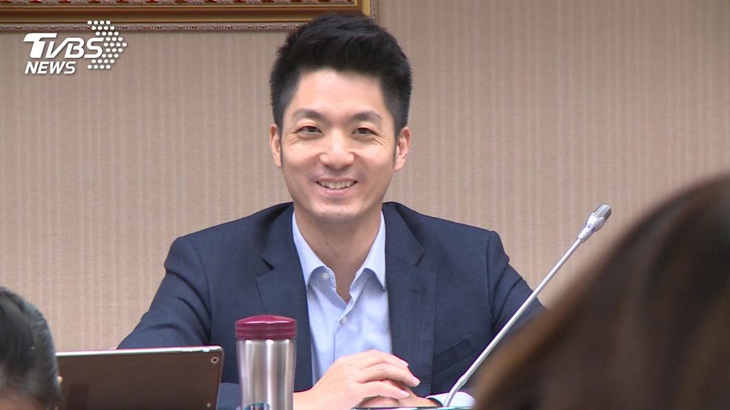 國民黨立委蔣萬安。(圖/TVBS資料畫面) 藍白論壇交流引議論 蔣萬安:為民謀利不分顏色