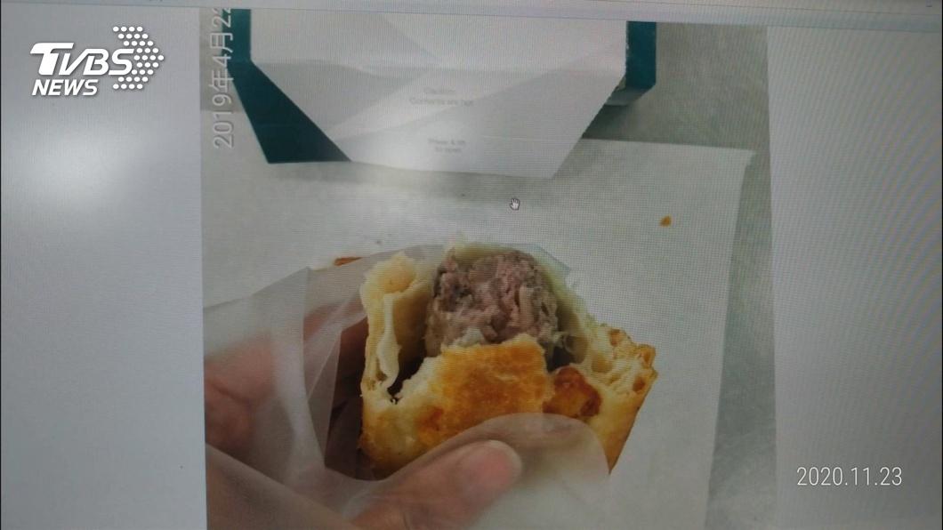 (圖/TVBS) 農委會:香港是非洲豬瘟疫區 機上豬肉入境違法