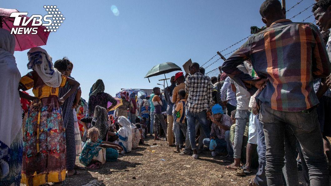 聯合國敦促衣索比亞應確保平民受到保護。(圖/達志影像美聯社) 衣索比亞對叛軍下72小時通牒 聯合國籲保護平民