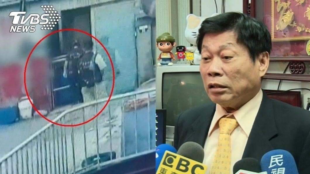 法醫高大成對桶屍案發表看法。(圖/TVBS、TVBS資料畫面) 強酸溶屍水泥封桶!高大成曝凶嫌殘忍動機:判死可能性低