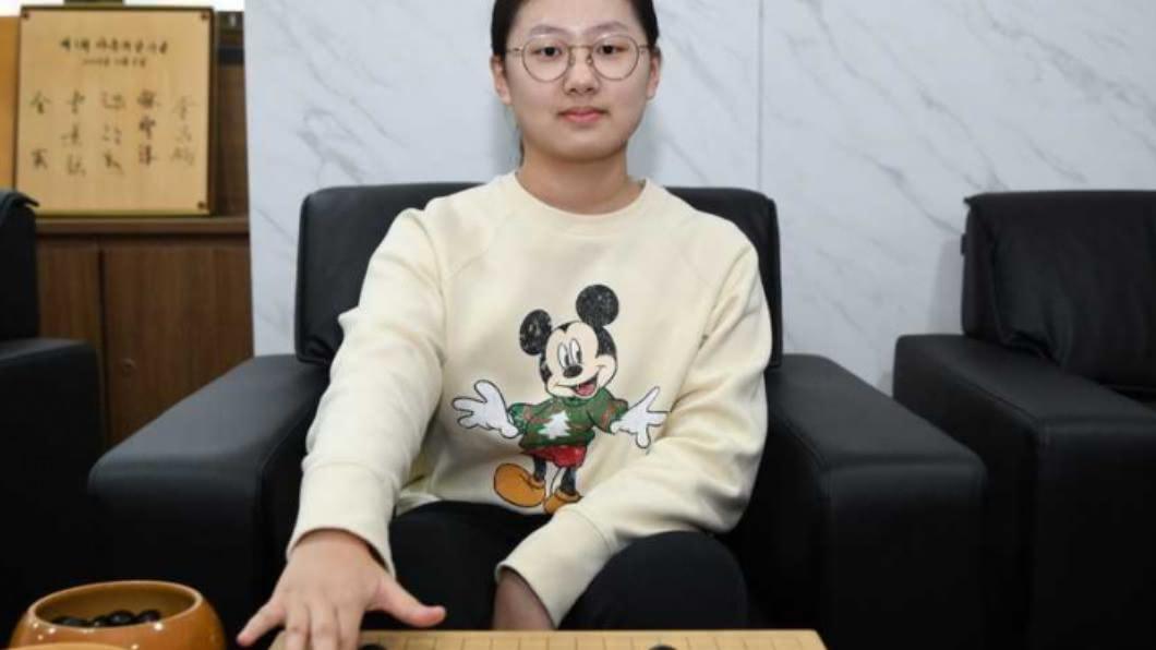 圖/翻攝自南韓棋院 韓13歲「圍棋天才少女」 被踢爆靠AI下棋
