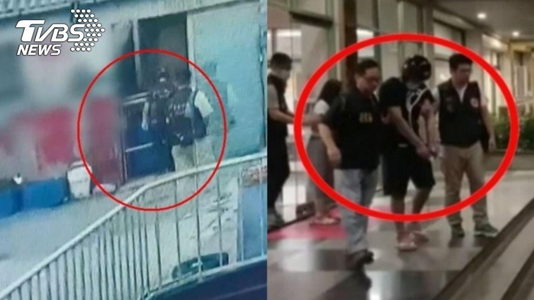 (圖/TVBS) 桶屍案共犯「酒後吐真言」 良心譴責意外成破案關鍵