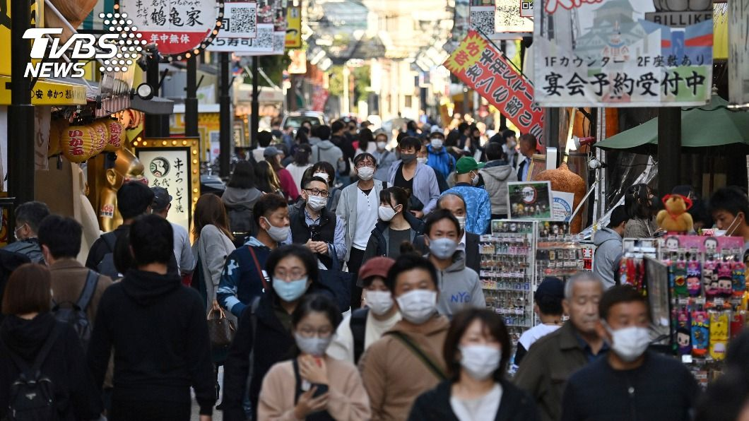 (圖/達志影像美聯社) 日本新冠肺炎擴散 大阪與札幌暫停適用旅遊補助