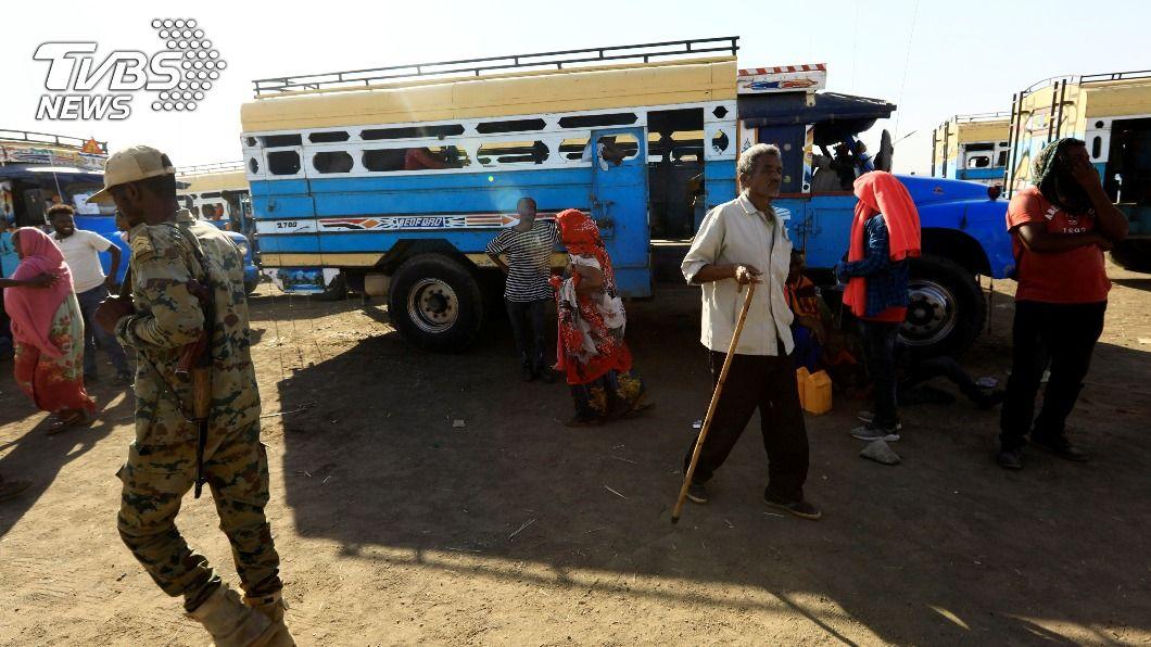 (圖/達志影像路透社) 衣索比亞動亂 消息人士:安理會將首度開會討論