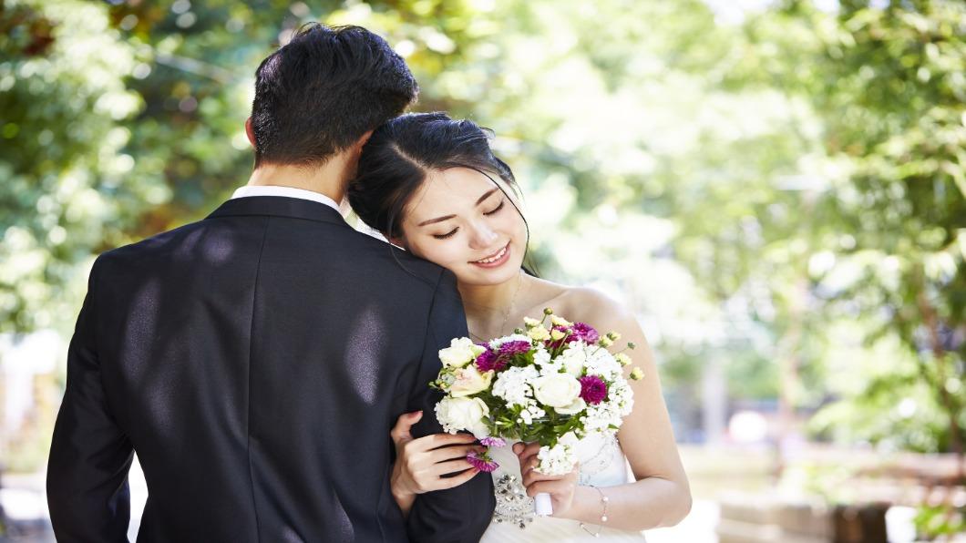 圖/達志影像 南韓結婚率創新低!政府贊助辦婚禮