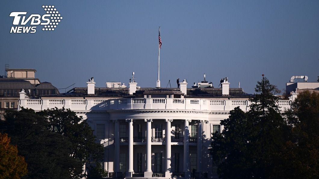 美國總統大選後將展開政權交接。(圖/達志影像路透社) 美政權交接、疫苗報佳音 道瓊指數首度突破3萬點