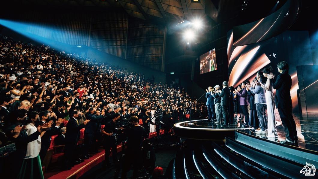 金馬獎主持人是典禮中的一大亮點。(圖/翻攝自金馬影展臉書) 金馬典禮有我更有趣!盤點歷代Top10強棒主持人