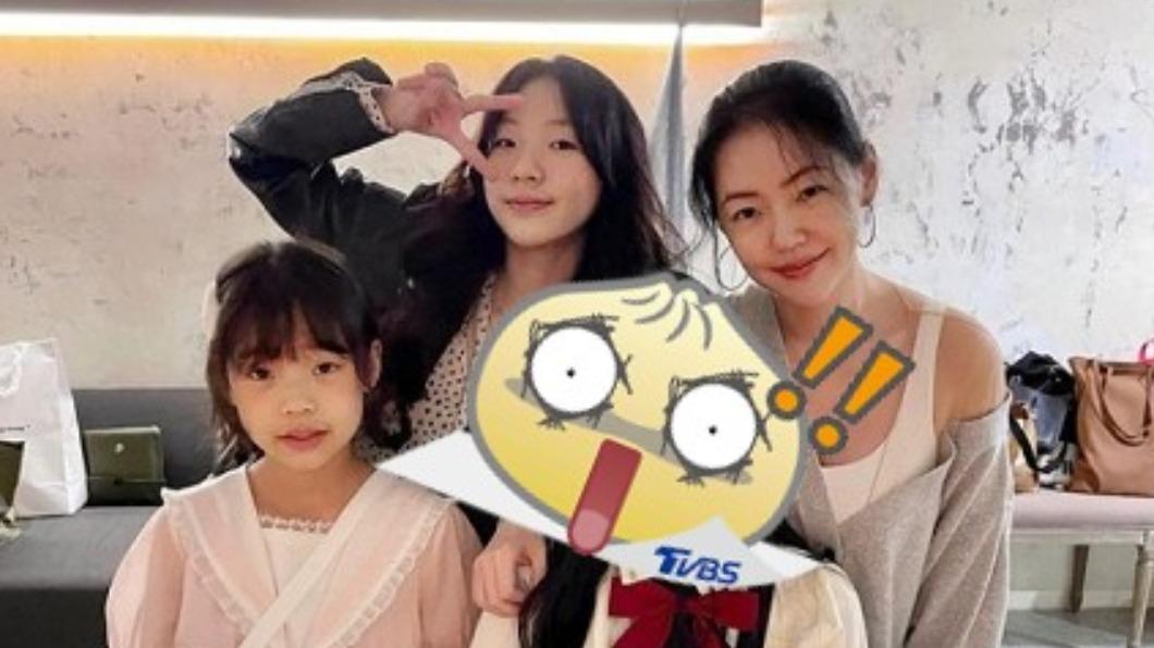 小S二女兒Lily氣質出眾。(圖/翻攝自Lily IG) 女大18變!小S二女兒轉型「噴仙氣」粉絲狂讚
