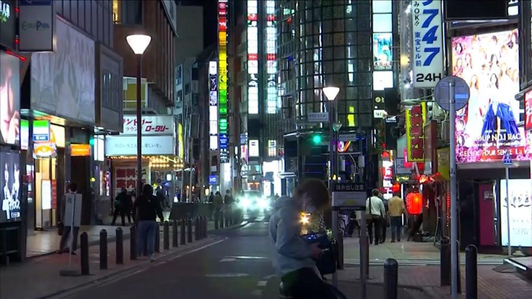 東京都抗疫! 下令餐飲店晚上十點前關門
