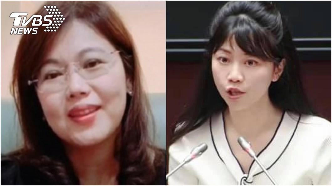 圖/TVBS、高嘉瑜臉書 高嘉瑜稱考察「全程參與」 游淑慧一張照打臉:再裝啊!