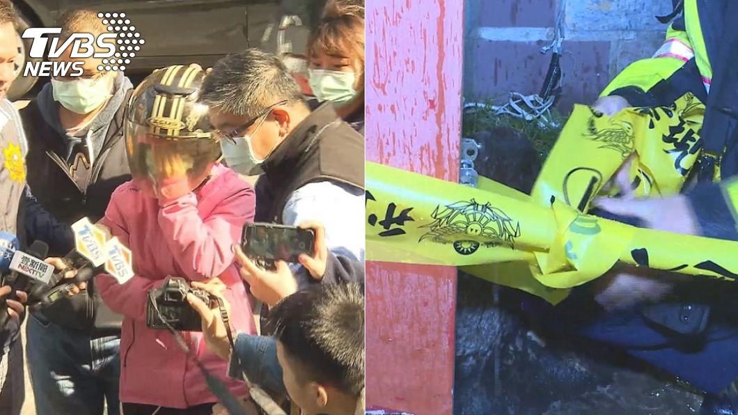 辯護律師認為法官輕率臆測。(圖/TVBS) 單親媽勒斃兒女判死 律師譙「法官冷血」:不重視人命