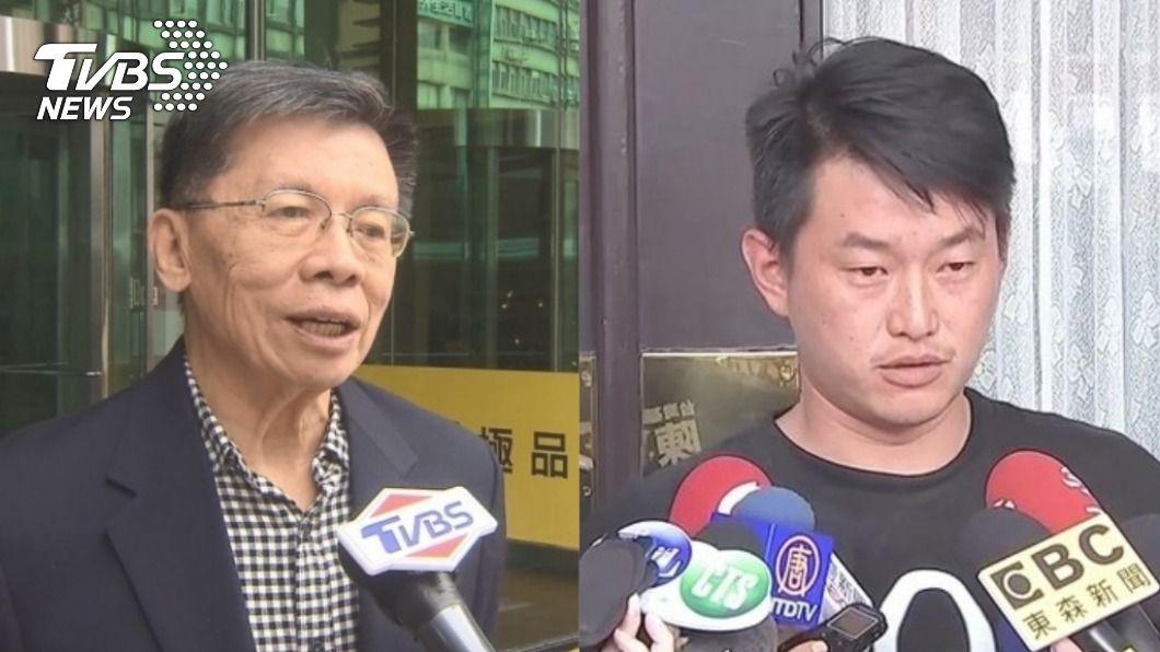(圖/TVBS資料畫面) 陳柏惟嗆1打35反被鎖喉 沈富雄酸:他要修理才會乖