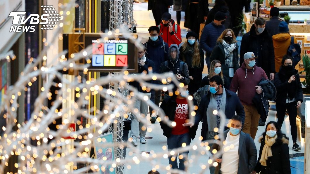 耶誕假期即將來臨,美國加州祭出新防疫禁令。(圖/達志影像路透社) 耶誕假期近憂新一波感染潮 新冠疫情最新情報