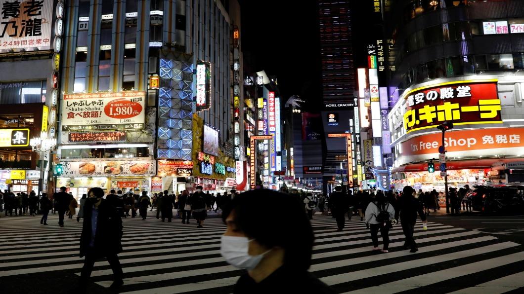 圖/達志影像路透 眾矢之的!首都圈城市下禁令:少去東京
