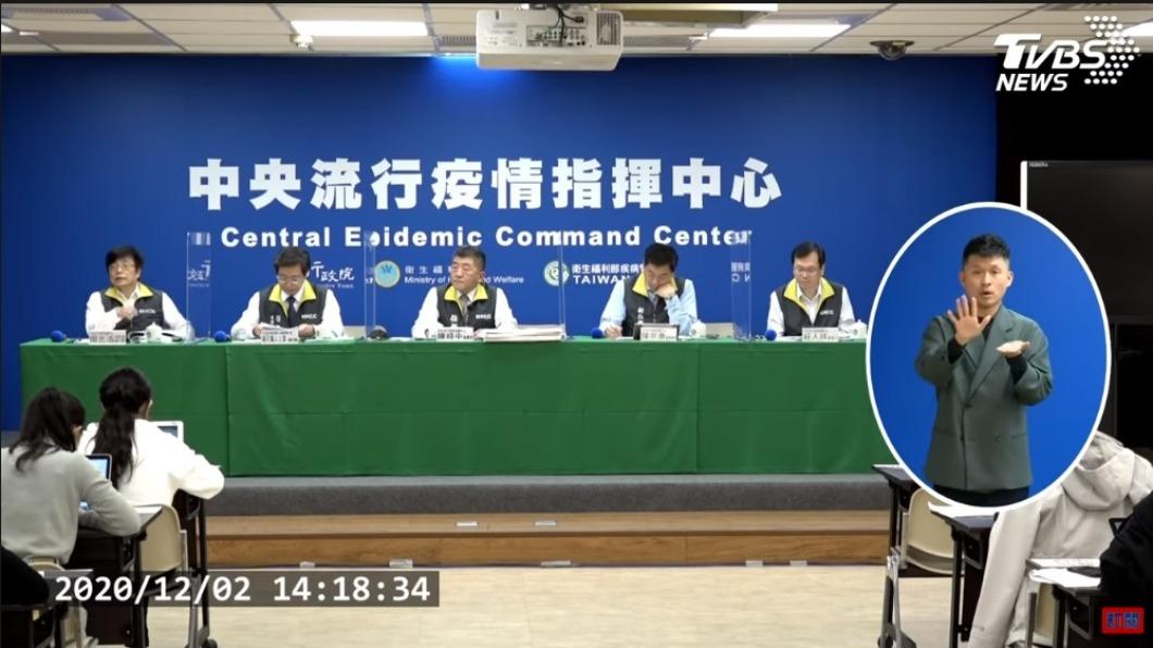 (圖/TVBS) 秋冬專案上路首日 入境嚴管強制戴口罩無人受罰
