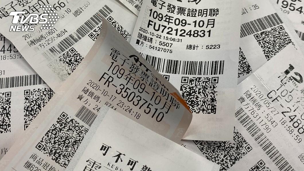 圖/TVBS 快檢查發票!9、10月千萬得主 花35元買飲料中獎