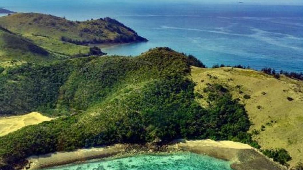 圖/翻攝自google map 陸資租下澳洲度假島 蠻橫要居民三天滾蛋