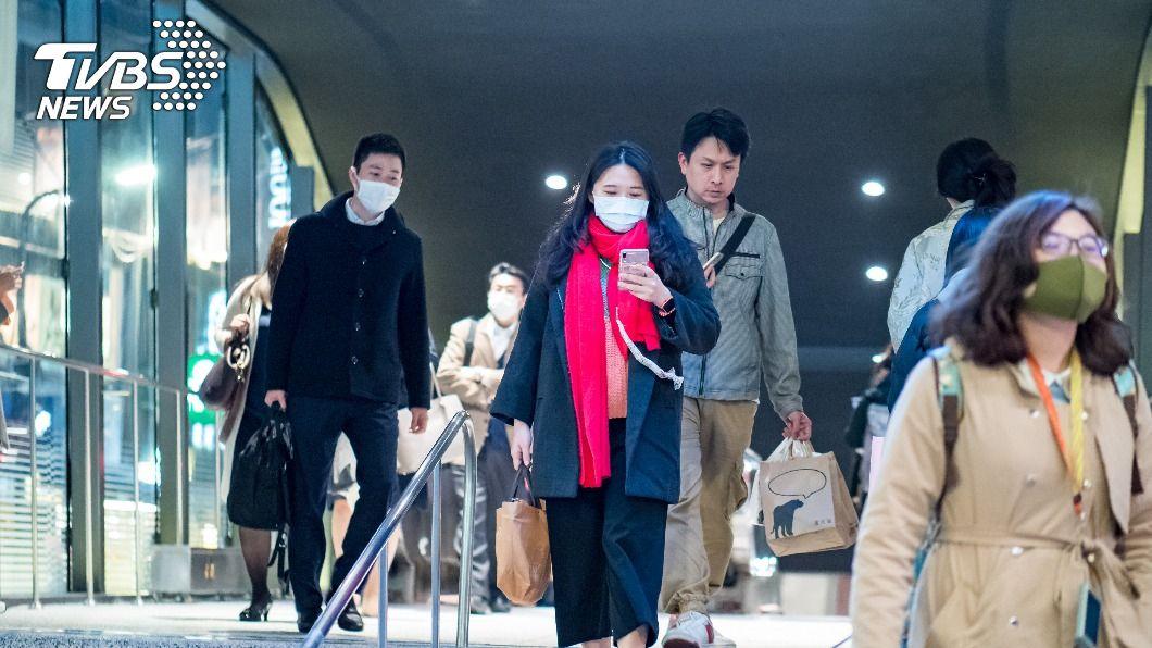 整天都在20度以下。(示意圖/shutterstock達志影像) 北台灣白天高溫20度以下 東北部注意局部大雨