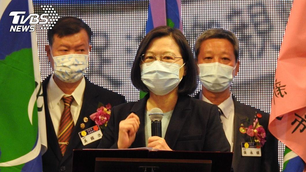 台灣憑藉獨有的「女力優勢」在世界增加不少曝光度。(圖/中央社) 女力優勢站上國際舞台 讓台灣被看見!