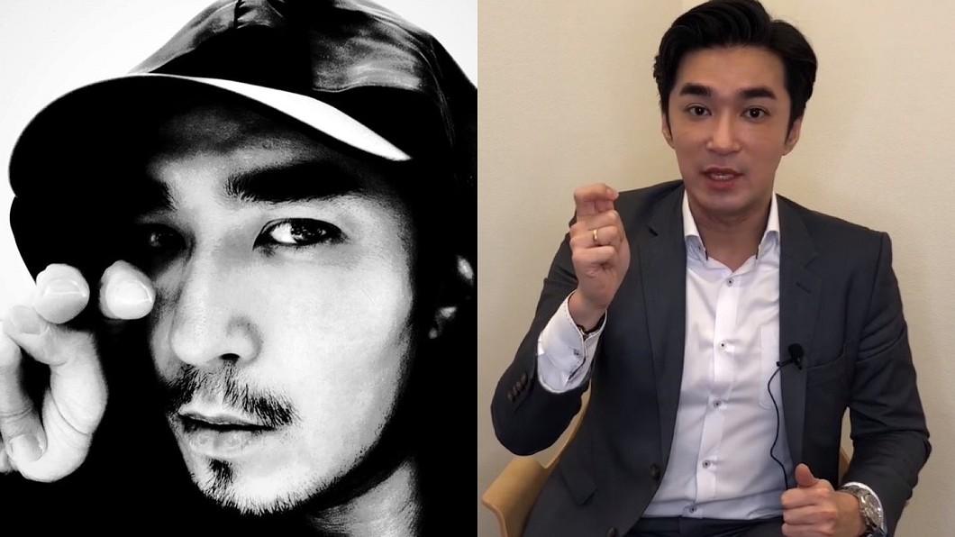 王又正因主跑韓國瑜線打開知名度。(圖/翻攝自正常發揮臉書) 15年前上《我猜》自斷星路 王又正「花美男嫩樣」出土