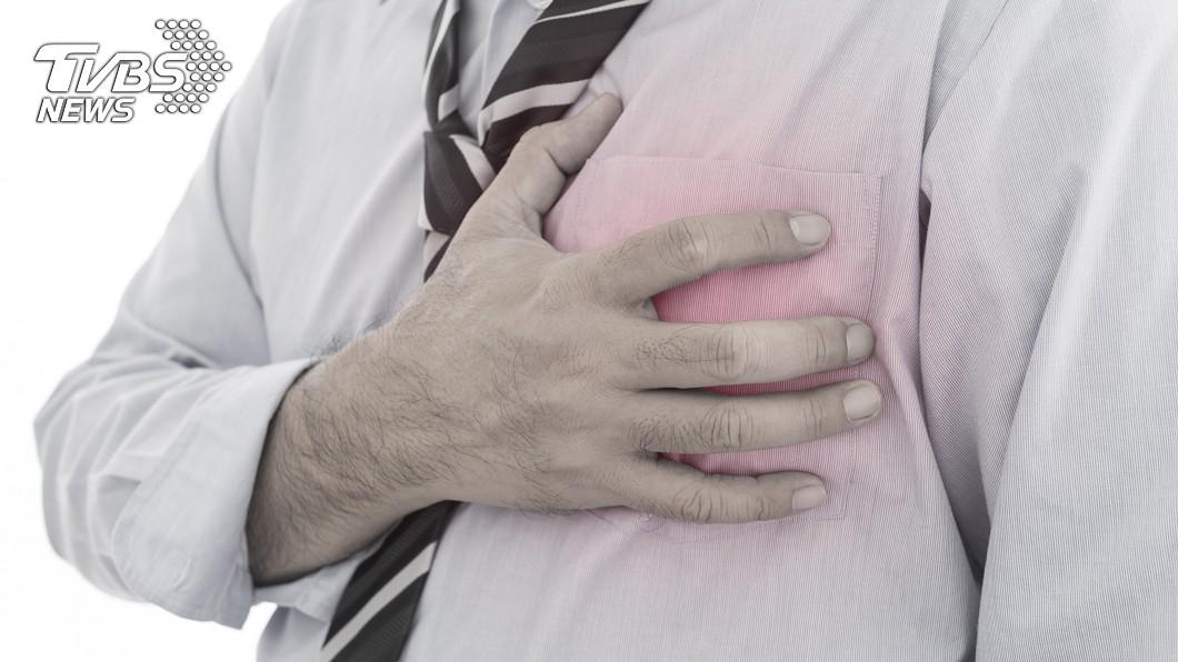男子掛急診發現「左乳比較大」半年後就過世。(示意圖,與當事人無關/shutterstock達志影像) 男胸悶掛急診 脫下衣服「左乳比較大」半年後竟過世