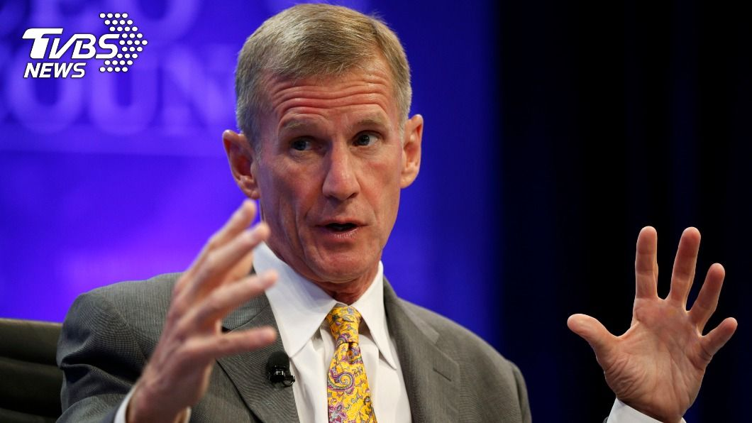 美國總統當選人拜登的顧問麥克克里斯托(Stanley McChrystal)。(圖/達志影像路透社) 美快沒時間嚇阻?拜登顧問擔憂:一醒來大陸已犯台