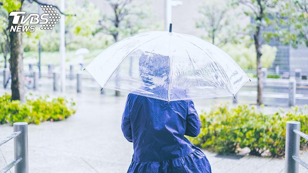 (示意圖/shutterstock達志影像) 冬衣拿出來!下週恐迎更強冷空氣 3大降雨熱區出爐