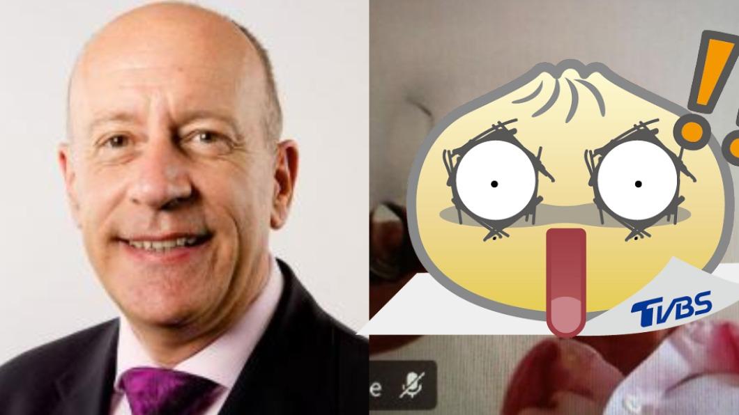 (圖/翻攝自倫敦市政府網站、推特) 倫敦副市長舔食「濕潤耳垢」 會議中忘情掏耳表情超猙獰