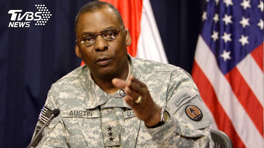 前美軍中央司令部司令奧斯汀。(圖/達志影像路透社) 拜登國防部長人選 非裔退將奧斯汀呼聲高