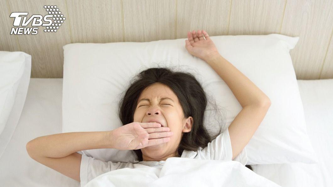 養成適當習慣能讓睡眠品質更好。(示意圖/shutterstock 達志影像) 一夜好眠、早起超有神 10種習慣助眠還充飽電
