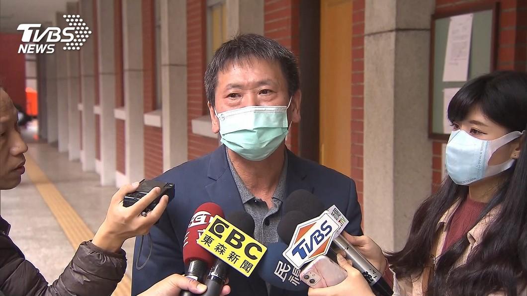 國民黨立委林為洲。(圖/TVBS資料畫面) 剛喊韓國瑜選到失控!吳敦義遭他狠酸「別再出來亂」