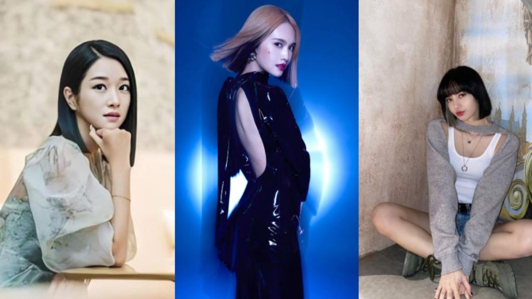 不少女星鍾愛短髮。(圖/翻攝自actor_seoyeji(左)、rainie77(中)、 lalalalisa_m(右)IG) 公開女星「無層次短髮」公式 駕馭黃金長度秒減齡
