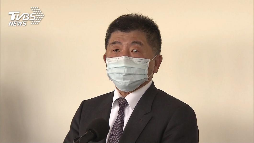 衛福部長陳時中。(圖/TVBS資料畫面) 台何時可施打新冠疫苗? 陳時中:30日報告採購進度