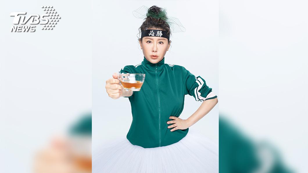 圖/TVBS提供 藍心湄代言《享食尚滴雞精》 獲明星代言人票選No.1  魔鬼身材 靠代言產品入菜