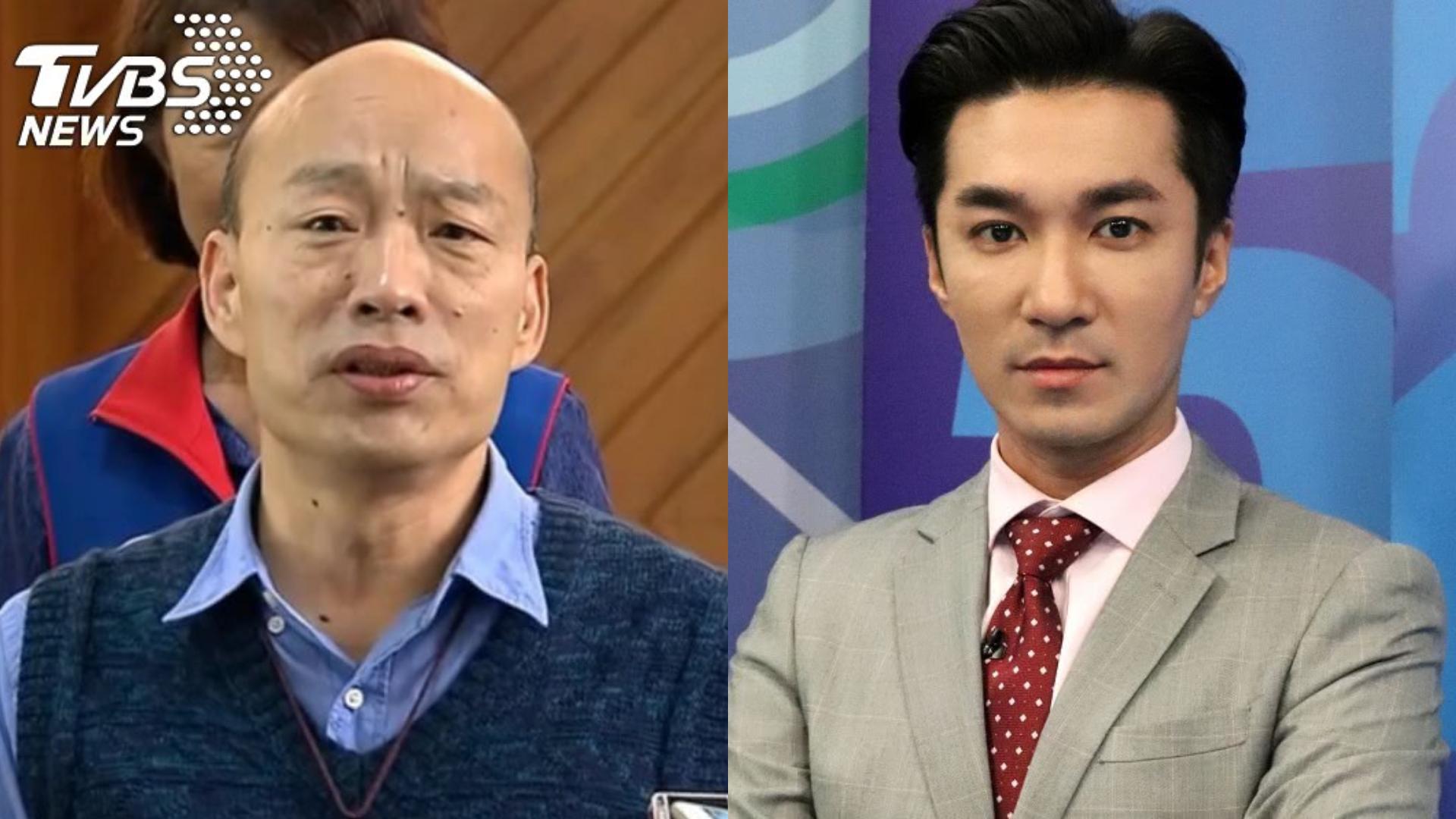 圖/TVBS資料照、中天提供 王又正認離開中天「跟換照有關」 韓國瑜道歉:我害了你