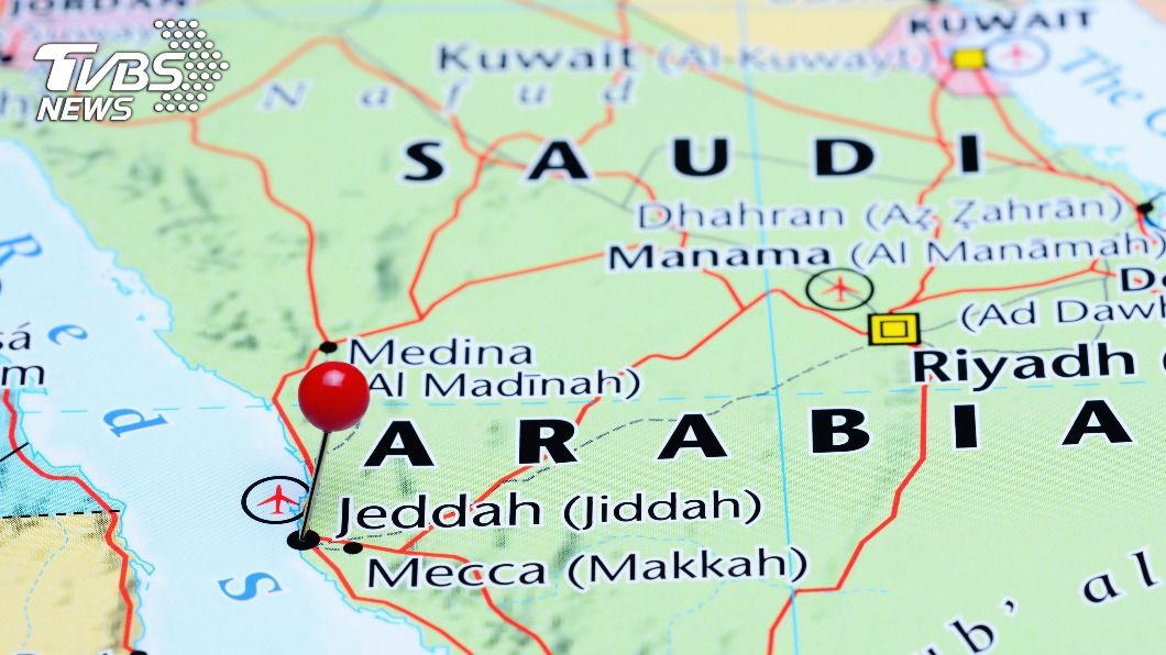 (示意圖/shutterstock 達志影像) 沙國再傳能源設施遇襲 吉達港油輪爆炸起火