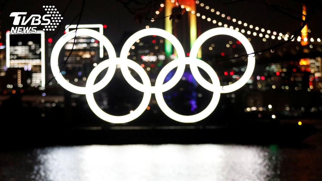32%日本民眾認為「應該停辦」東京奧運與帕運。(圖/達志影像路透社) NHK民調 逾3成日本民眾認為東京奧運應停辦