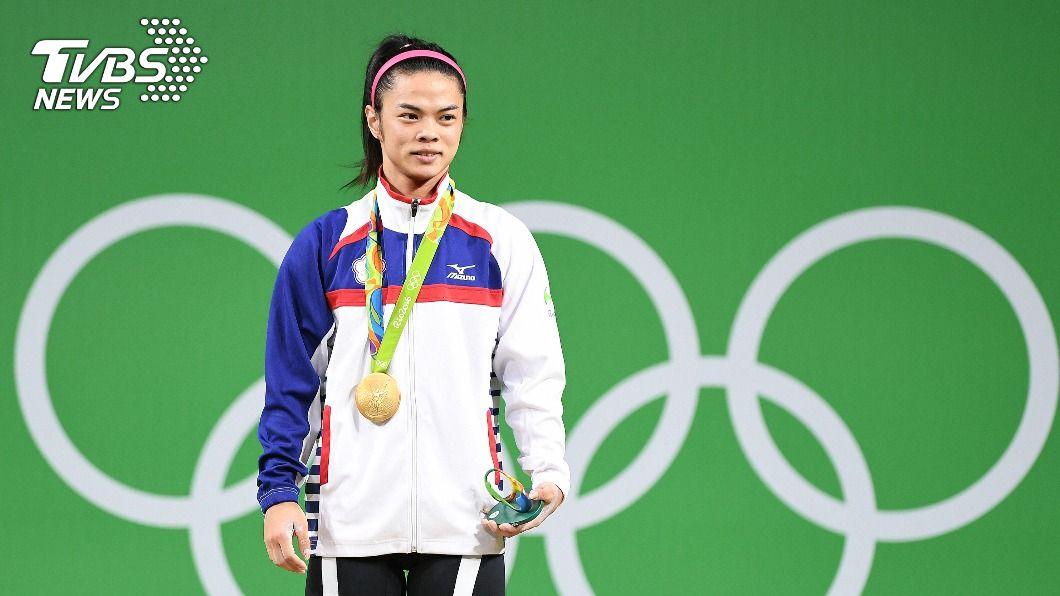 許淑淨遞補2012年倫敦奧運女子舉重53公斤級金牌。(圖/中央社資料照) 許淑淨遞補倫敦奧運金牌 有4種領獎程序可選