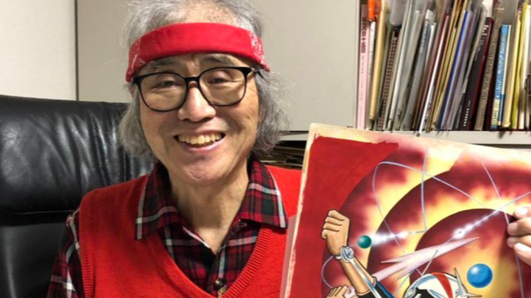 日本漫畫家一峰大二過世。(圖/翻攝自@cinefuk推特) 曾將鹹蛋超人漫畫化 日本漫畫家一峰大二過世